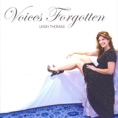 'Voices Forgotten' album front cover art.